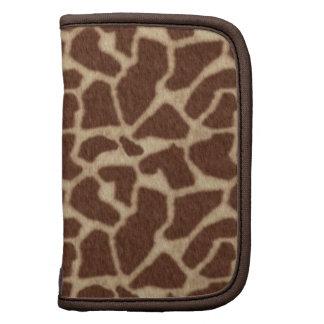 La piel de la jirafa mancha 2 planificador