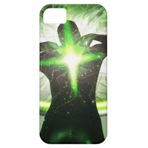 La piel ligera iPhone 5 Case-Mate cobertura