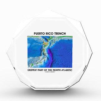La pieza más profunda del foso de Puerto Rico de
