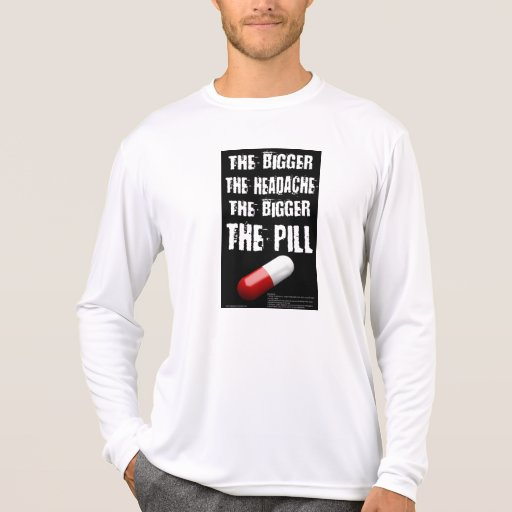 la píldora camiseta