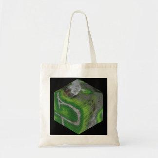 La pintada remezcla bolsa lienzo