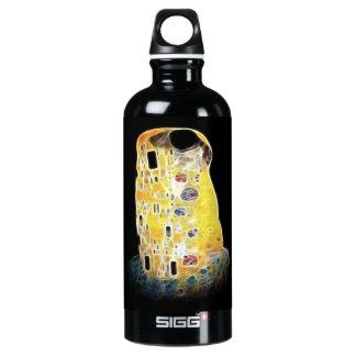 La pintura amarilla de Gustavo Klimt Digital del