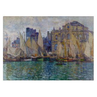 La pintura de Claude Monet del museo de Havre Tablas Para Cortar