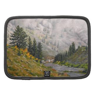 La pintura de paisaje del aceite de Taylor Planificador