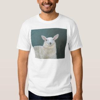 La pintura de una oveja llamó a Portrait de la Polera