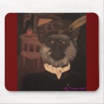La pintura del mono alfombrillas de ratones