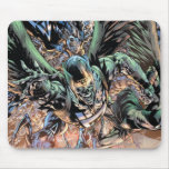 La pintura más negra del grupo de la noche - color tapete de raton