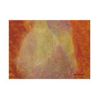 La pintura que cada uno quiere impresiones en lona estiradas