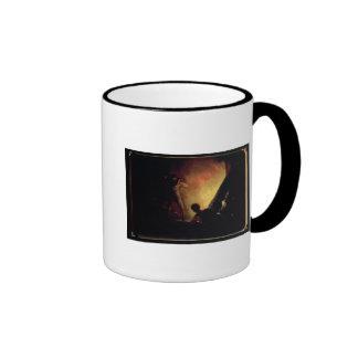 La pira, c.1800-05 tazas de café