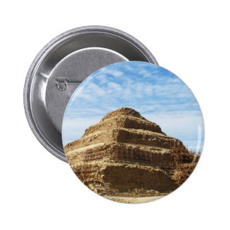 La pirámide de Djoser - Saqqara, Egipto Pin