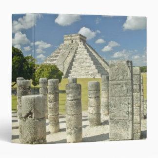 """La pirámide de Kukulkan Carpeta 1 1/2"""""""