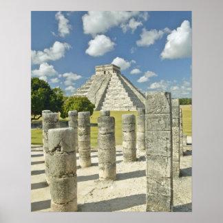 La pirámide de Kukulkan Póster