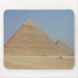 la pirámide de los khafre tapete de ratones