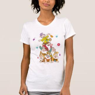 La pirámide de siete enanos camiseta