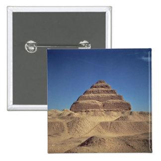 La pirámide del paso de rey Djoser, c.2630-2611 A. Pin