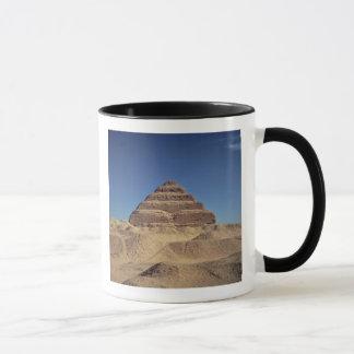 La pirámide del paso de rey Djoser, c.2630-2611 Taza