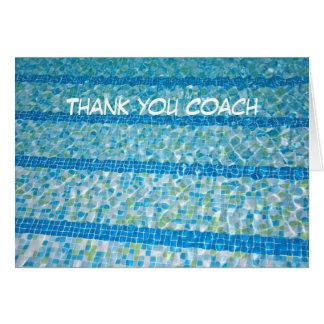 La piscina le agradece entrenar la tarjeta