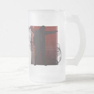 La pistola tazas de café
