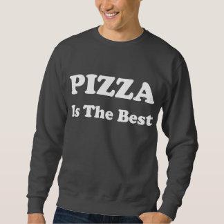 La pizza es el mejor suéter