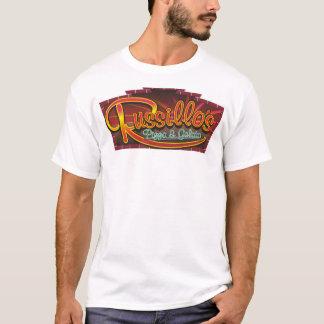 La pizza y Gelato de Russillo Playera