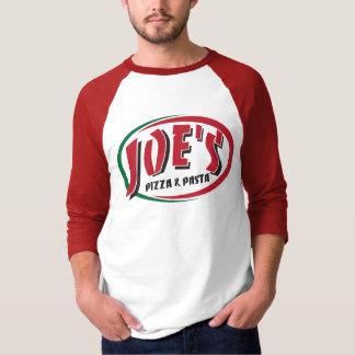 La pizza y las pastas de Joe Polera
