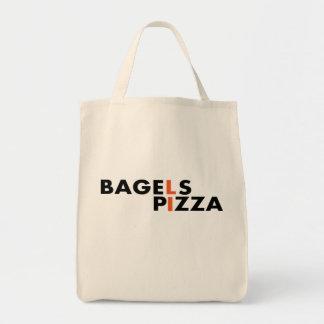 La pizza y los panecillos de Long Island son el