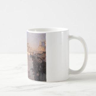 La Place du Carrousel, Paris: The Ruins Coffee Mug