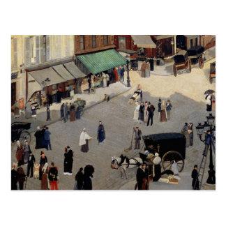 La Place Pigalle, Paris, 1880s Postcard