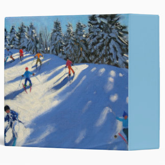 La Plagne 3 Ring Binder