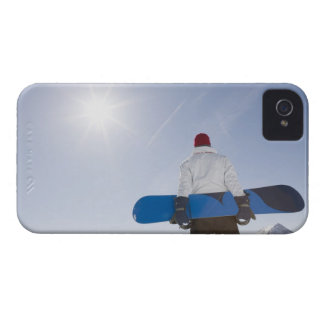 La Plagne, French Alps, France iPhone 4 Case