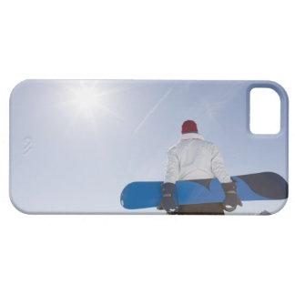 La Plagne, French Alps, France iPhone SE/5/5s Case