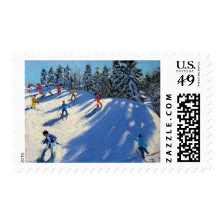 La Plagne Postage