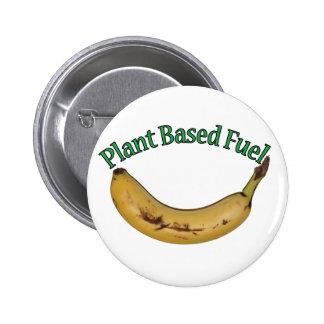 La planta basó el botón del combustible pin redondo de 2 pulgadas