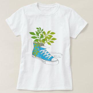 la planta del pie t shirt