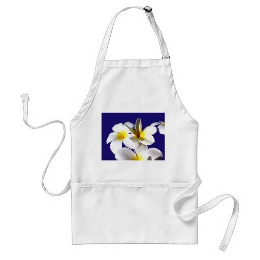 la planta del ti florece back.jpg azul blanco amar delantal