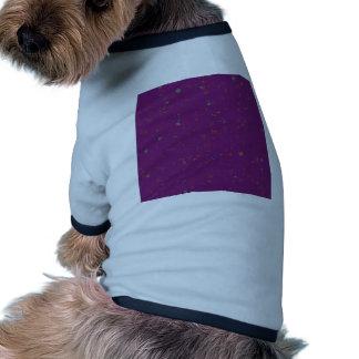 La PLANTILLA coloreó fácil AÑADIR los regalos del Camiseta De Perrito