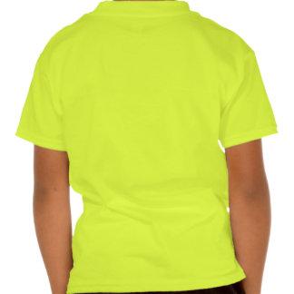 La PLANTILLA de la camiseta de los niños añade la