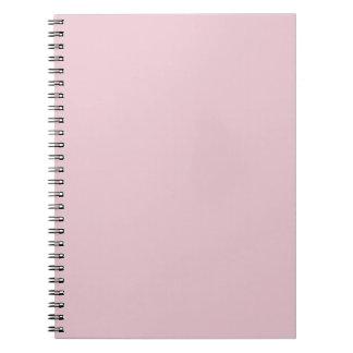 La PLANTILLA de los rosas bebés fácil añade Notebook