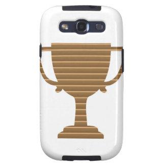 La PLANTILLA del trofeo del oro del ganador añade Samsung Galaxy S3 Funda
