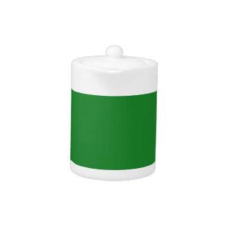 La plantilla en blanco llana del verde DIY añade
