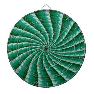 La plantilla verde Blanc Blanche de la rueda de la