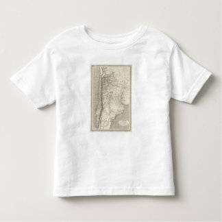 La Plata and Chile Toddler T-shirt