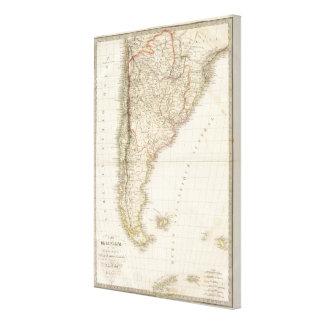 La Plata, Chili, Patagonie - Chile Canvas Print