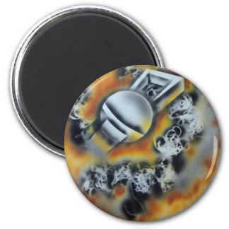 La Plata 2 Inch Round Magnet