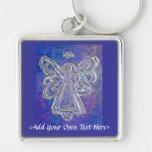 La plata púrpura del ángel se va volando el texto