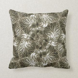 La plata remolina fondo almohada