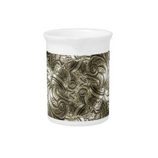 La plata remolina fondo jarron