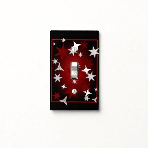 La plata roja protagoniza la cubierta de interrupt placas para interruptor