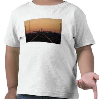 La plataforma de lanzamiento de Soyuz Camisetas
