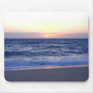 La playa 2 mousepad